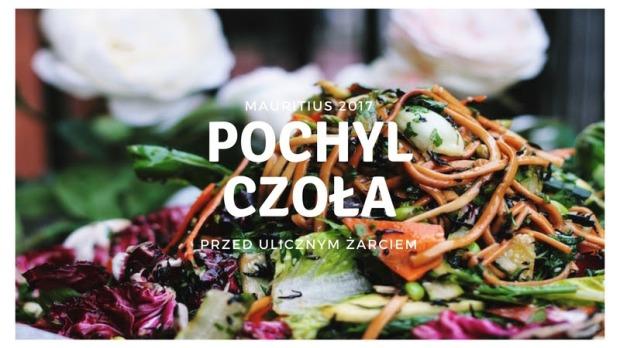 Uliczne maurytyjskie garkuchnie są bezpieczne i smaczne. Popularne placki smażone na oleju są najtańszą przekąską.