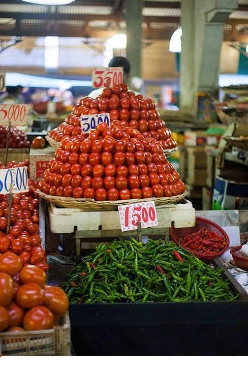 kuchnia kreolska i jej rougaille w miejscowych pomidorów
