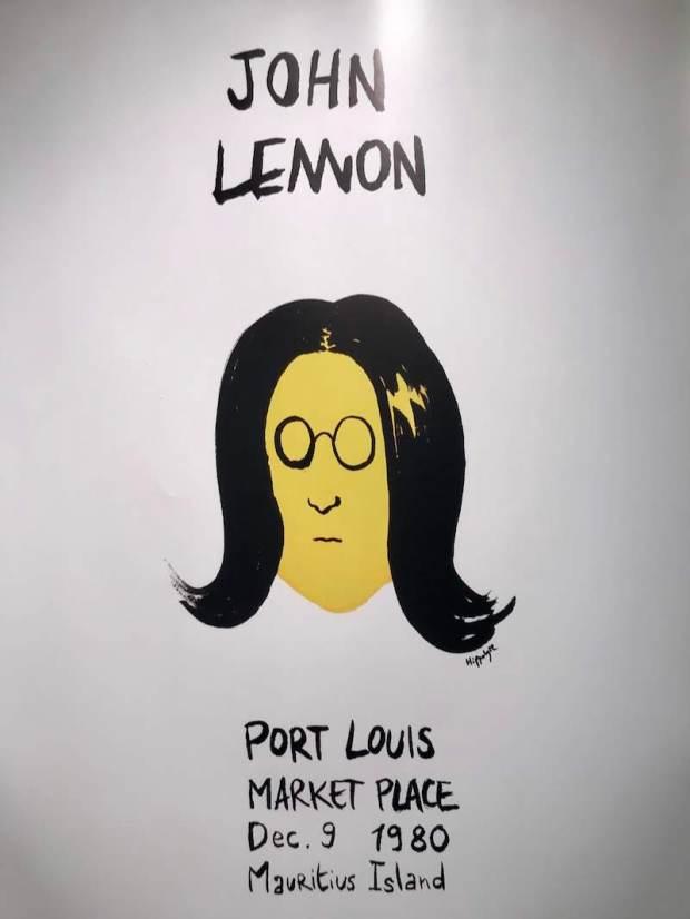 John Lennon na Mauritiusie - już tylko marzeniem