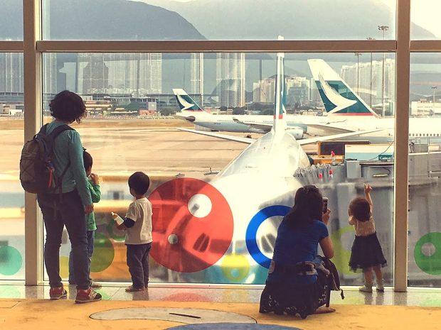 Lot samolotem na Mauritius z małym dzieckiem może okazać się łatwa i przyjemna