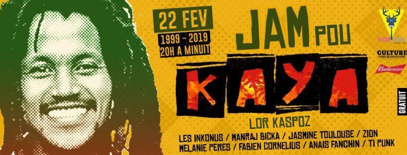 kaya jest symbolem wolności kreolskiej społeczności Mauritiusa